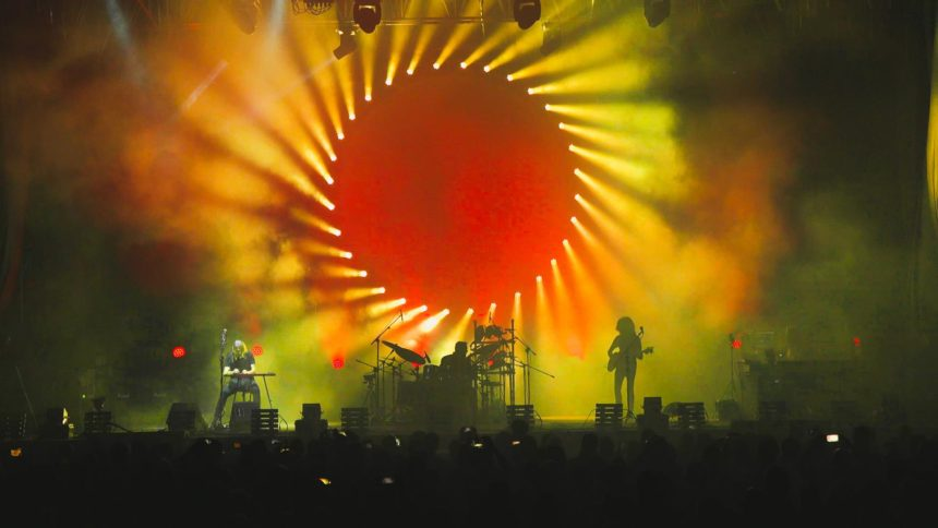 I Pink Sonic tornano live al Festival di Majano