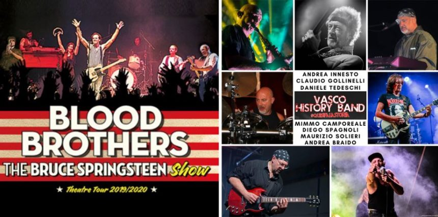 Due serate tributo al grande rock nazionale e internazionale al Festival di Majano