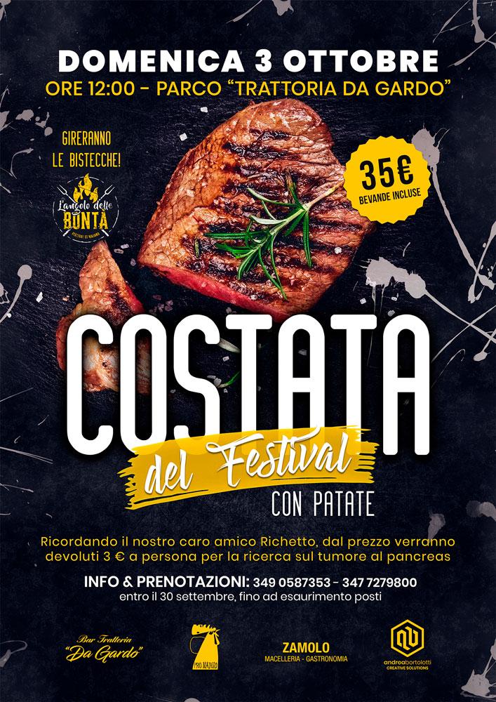 COSTATA del Festival